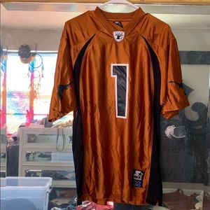 Texas longhorn jerseys perfect condition